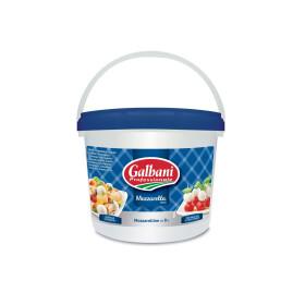 Mini Mozzarella Balls 8gr 1kg Galbani