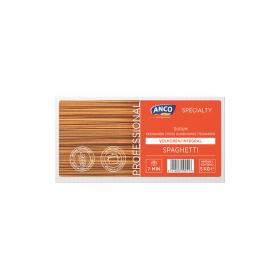 Anco Whole Grain Pasta spaghetti 5kg Professional Cooking Stable