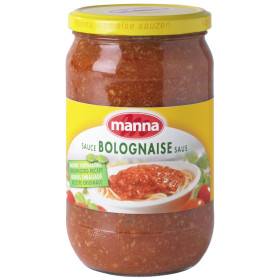 Manna Bolognaise sauce 2.1L