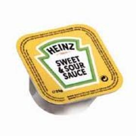 Heinz Sauce Sweet & Sour portions 100x21ml cups