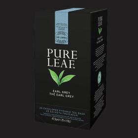 Pure Leaf Tea Earl Grey 25 tea bags
