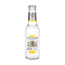 Hartridges Premium Indian Tonic Water 20cl One Way
