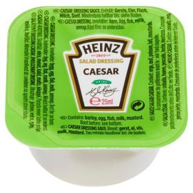 Heinz Caesar Dressing 100x25ml cups