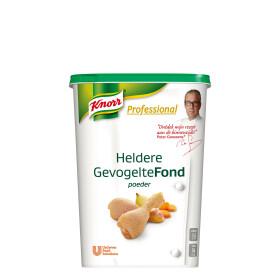 Knorr Carte Blanche heldere gevogeltefond poeder 1kg Professional