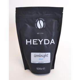 Heyda Goodnight Koffie Decafeiné gemalen 500gr
