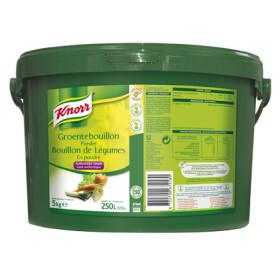 Knorr groentebouillon poeder 4.5kg emmer