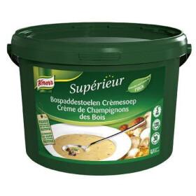 Knorr Superior soup Forest Mushroom 3kg
