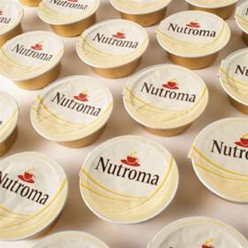 Coffee cream portions Nutroma individual cups 200pcs