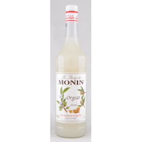 Monin almond syrup Orgeat 1L 0%
