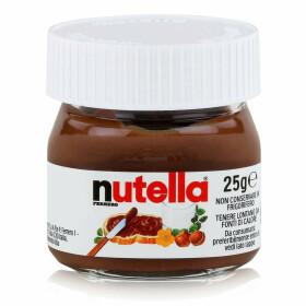 Nutella Hazelnut Spread Small Jar 25gr