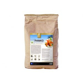 Bread crumbs Japanese style Panko flakes 10kg Golden Turtle Brand for Chefs