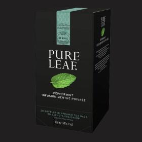 Pure Leaf Tea Peppermint 20 tea bags