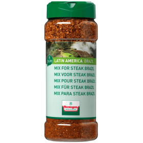 Verstegen Spice Mix for steak Brazil 350gr Pure