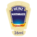 Heinz Mayonnaise Squeez Me portions 70x26ml