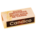 Brown Cane Sugar cubes 5gr wrapped individually 5kg 1000pc Candico